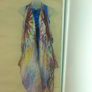 Subtle Luxury Kimono